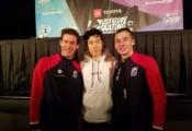 全米フィギアスケート選手権2020 男子SP結果! 1位 ネイサン・チェン 114.13点、2位 ジェイソン・ブラウン 100.99点、3位 アンドリュー・トルガシェフ 97.87点。