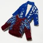 """宇野昌磨ファン作の""""衣装ブローチ""""が素晴らしいと話題に!  …「刺繍でここまでホンモノっぽくできてしまうなんて凄い」…"""