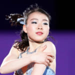 紀平梨花がSP練習動画投稿「フランス杯中止残念」