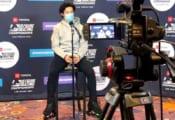 全米2021、6千万人の登録メンバーはバーチャル観戦 ・ミックスゾーンでのインタビューのzoom視聴が可能!