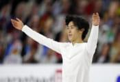 ネーサン・チェンSP首位、71年ぶり5連覇へ王手!