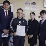 紀平梨花がインスタ更新!  …トヨタ社長、宇野昌磨らとの写真を公開…
