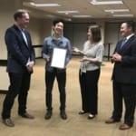 """5月16日『ネイサン・チェンの日』  …2018年にソルトレイクシティで公式に""""Nathan Chen Day""""と宣言された…"""