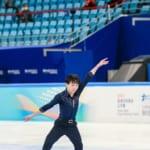 鍵山優真と三原舞依が男子と女子のアジアオープンフィギュアスケートのタイトルを獲得!