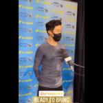 【映像あり】ネイサン・チェン選手 SP後 インタビューを受ける「明日は、持ってる力、全てを出しきった演技をお見せしたいです」