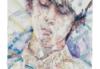 【画像】ザルツブルグで開催されているペイトン氏の個展で展示されている羽生結弦選手の絵がこちら!