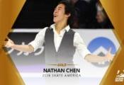【GPS】アメリカ大会 男子最終結果まとめ!ネイサン・チェンが優勝!