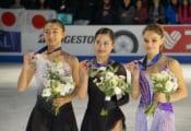 【GPS】アメリカ大会 女子最終結果まとめ!日本女子の1、2フィニッシュ!