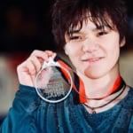 """宇野昌磨 主要国際大会6連続""""銀""""に「羽生結弦選手のように僕もならないといけない。」"""
