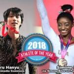 羽生結弦が全米スポーツアカデミーの2018年のアスリートオブザイヤー男子部門に選ばれる!!